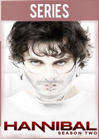 Hannibal Temporada 2 Completa HD 720p Latino Dual