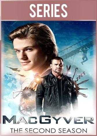 MacGyver Temporada 2 Completa HD 720p Latino Dual