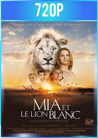 Mi mascota es un león (2018) HD 720p Latino Dual
