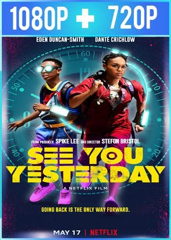 Nos vemos ayer (2019) HD 1080p y 720p Latino
