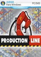 Production Line Car factory simulation PC Full Español