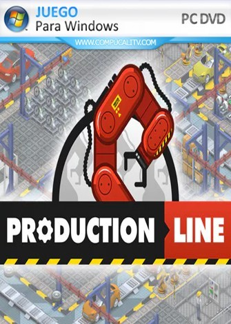 Production Line Car factory simulation PC Full Español