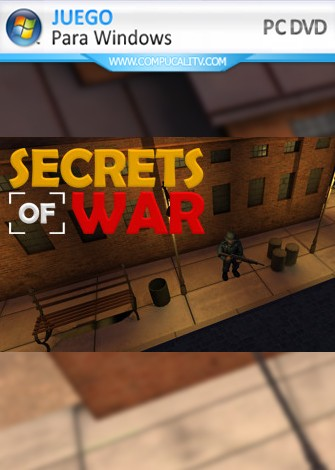 Secrets of War PC Full