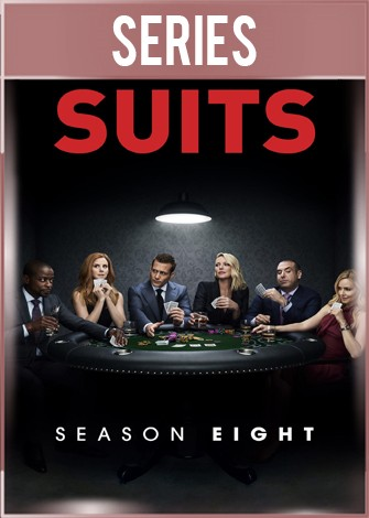 Suits Temporada 8 Completa HD 720p Latino Dual