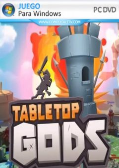 Tabletop Gods PC Full Español