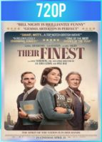 Their Finest [Su mejor historia] (2016) HD 720p Latino Dual