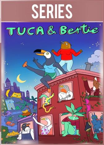 Tuca y Bertie Temporada 1 Completa HD 720p Latino Dual
