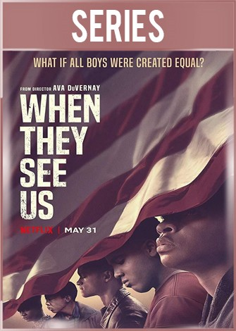 When They See Us Temporada 1 Completa HD 720p Latino Dual