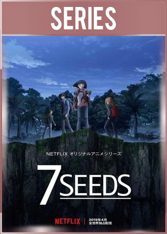 7Seeds Temporada 1 Completa HD 720p Latino Dual