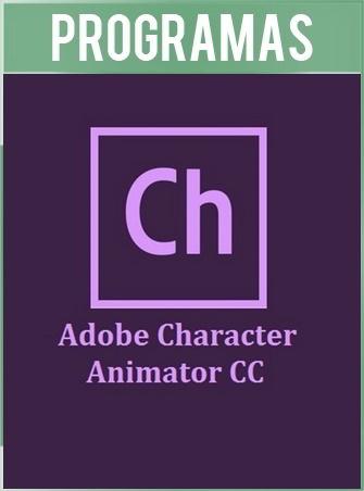 Adobe Character Animator CC 2019 Versión 2.1.1.7 Full Español