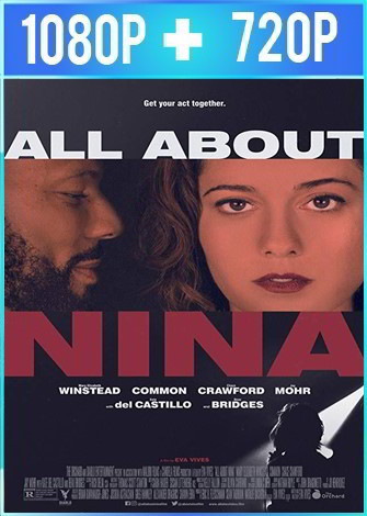 All About Nina (2018) HD 1080p y 720p Latino Dual