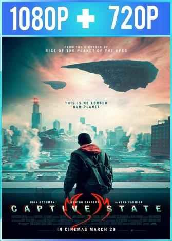 Captive State [La rebelión] (2019) HD 1080p y 720p Latino Dual
