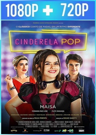 Cenicienta Pop (2019) HD 1080p y 720p Latino Dual