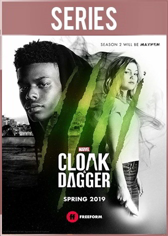 Marvel's Cloak and Dagger Temporada 2 HD 720p Latino Dual