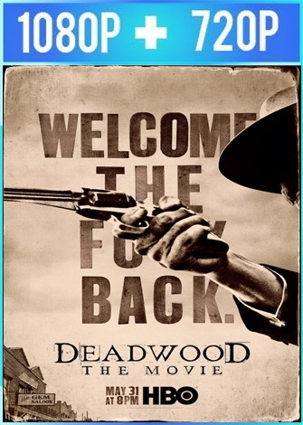 Deadwood: La película (2019) HD 1080p y 720p Latino Dual