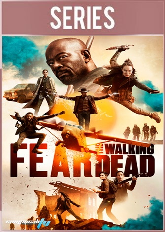 Fear the Walking Dead Temporada 5 HD 720p y 1080p Latino Dual