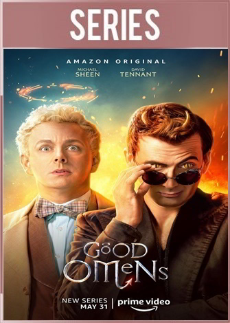 Good Omens (2019) Temporada 1 HD 720p Latino Dual