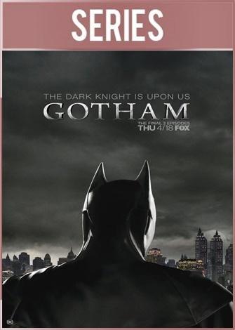 Gotham Temporada 5 HD 720p Latino Dual