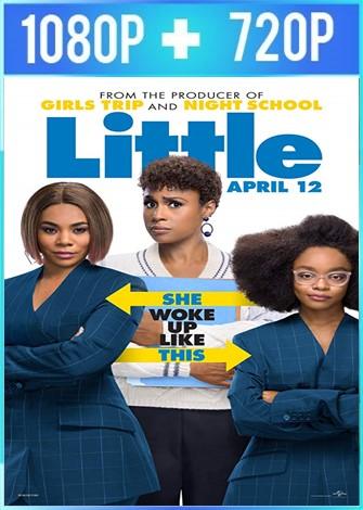 Little [Pequeña... otra vez] (2019) HD 1080p y 720p Latino Dual