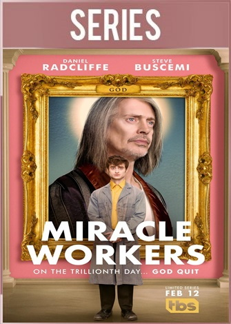 Miracle Workers Temporada 1 Completa HD 720p Latino Dual