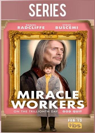 Miracle Workers Temporada 1 Completa HD 720p Latino Dual