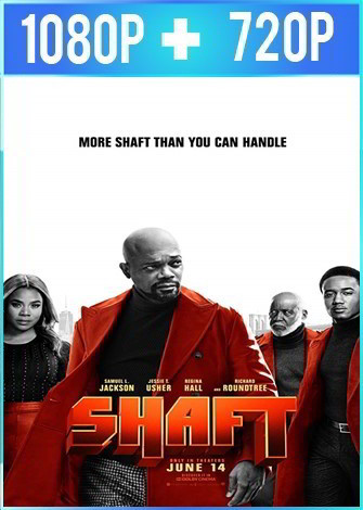 Shaft (2019) HD 1080p y 720p Latino Dual