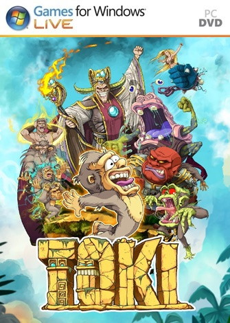 Toki (2019) PC Full Español
