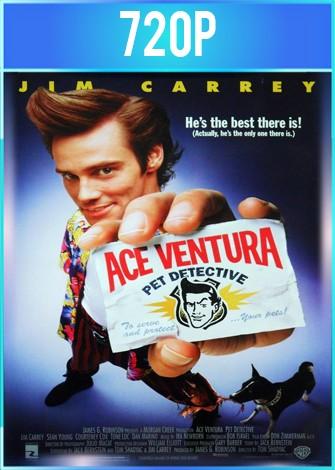 Ace Ventura Un Detective Diferente (1994) HD 720p Latino Dual
