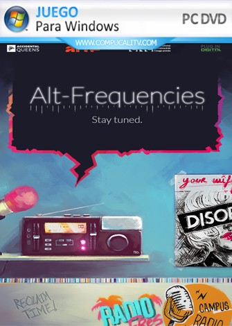 Alt-Frequencies PC Full Español