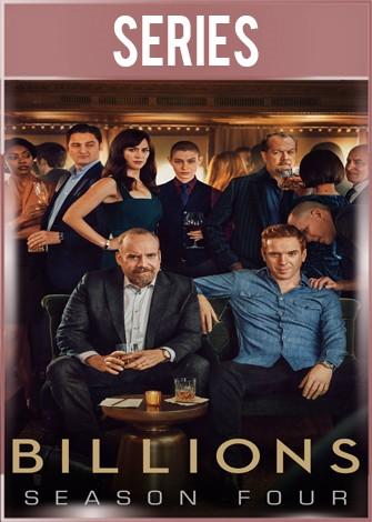 Billions Temporada 4 Completa HD 720p Latino Dual