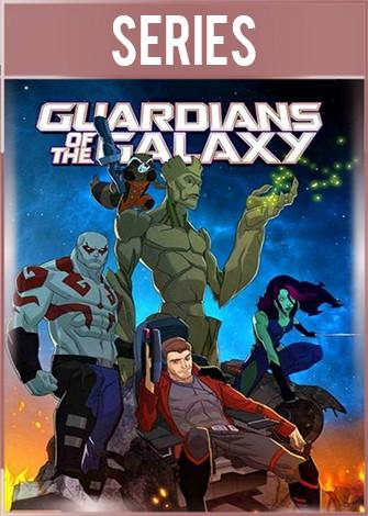 Guardianes de la Galaxia Temporada 2 Completa HD 720p Latino