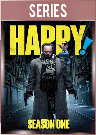 HAPPY! Temporada 1 Completa HD 720p Latino Dual
