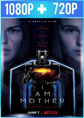 I Am Mother (2019) HD 1080p y 720p Latino