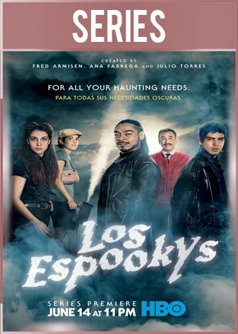 Los Espookys Temporada 1 HD 720p Latino