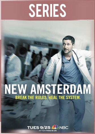 New Amsterdam Temporada 1 Completa HD 720p Latino Dual