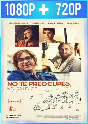 No te preocupes, no irá lejos (2018) HD 1080p y 720p Latino