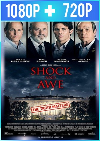 Shock and Awe (2017) HD 1080p y 720p Latino