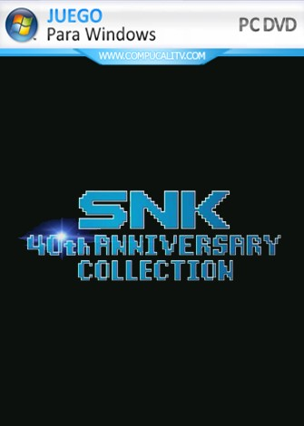SNK 40th Anniversary Collection PC Full Español