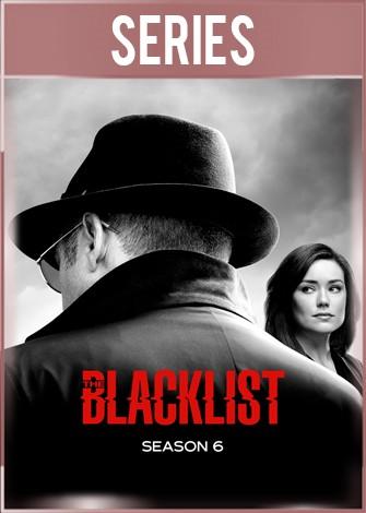 The Blacklist Temporada 6 Completa HD 720p Latino Dual