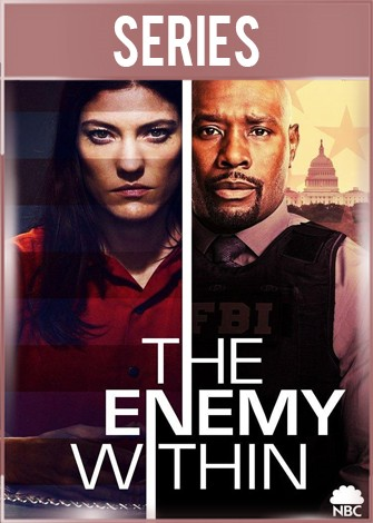 The Enemy Within Temporada 1 Completa HD 720p Latino Dual