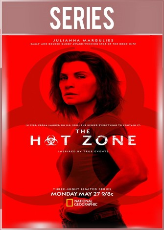The Hot Zone Temporada 1 Completa HD 720p Latino Dual