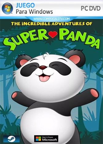The Incredible Adventures of Super Panda PC Full