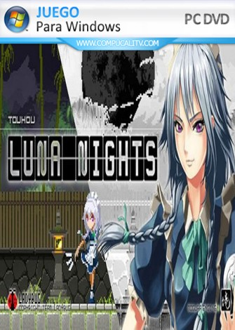 Touhou Luna Nights PC Full
