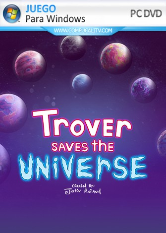 Trover Saves the Universe PC Full Español
