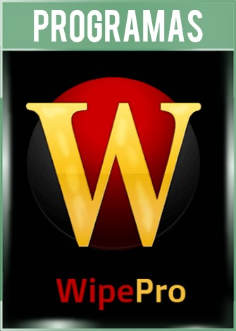 Wipe Pro Versión 18.00 Full Español