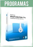 Wise Folder Hider Pro Versión 4.2.7.18 Full Español