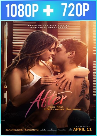 After: Aquí empieza todo (2019) HD 1080p y 720p Latino Dual