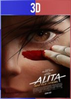 Alita, Battle Angel (2019) 3D SBS Latino Dual