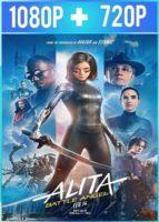 Battle Angel: la última guerrera (2019) HD 1080p y 720p Latino Dual