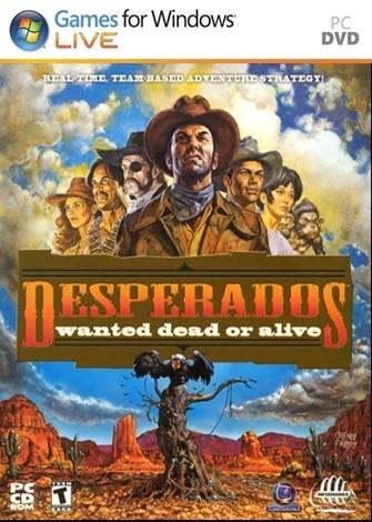 Desperados: Wanted Dead or Alive PC Full Español